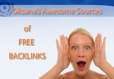 show you how to get TOTALLY FREE backlinks of high quality so you can increase your website rankings and earnings