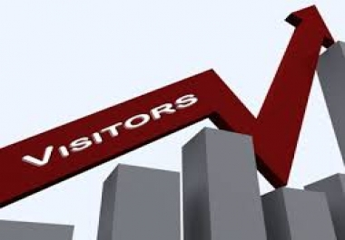 Give you 10.000 visitor For Your Site