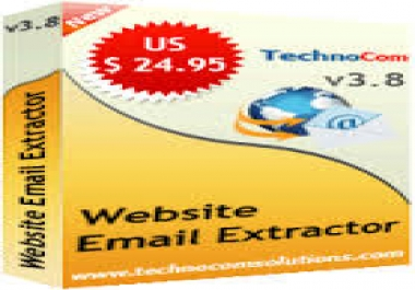give you email extractor software