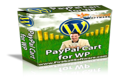 create any PayPal Cart for WP
