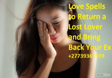 cast a lost love spell
