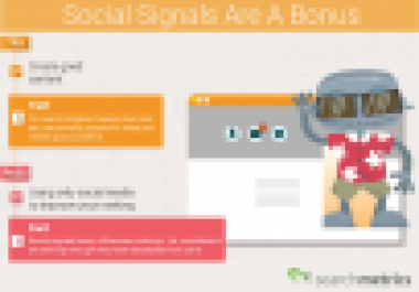 Provide 3,000 PR9-PR10 Social Signals Monster Pack from the 2 BEST Social Media websites to any link