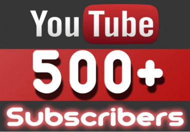 make sure you get 500 YouTube Subscribers within 2 days and 100 more FREEmake sure you get 500 YouTube Subscribers within 2 days and 100 more FREE