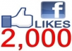 add 2000 facebook likes or fans to your fanpages while not admin access and tweet your page