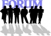 show you over 2200 Forums with High PR