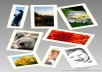 make a collage of your photos ideal for family albums