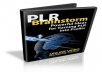 Give you 30000 PLR Articles with Complete System to make money with resale rights