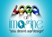 design a Killer LOGO for your any works [ company , product ] just