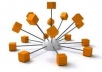 create Backlink Pyramid with 5000 High PR profiles, links from different domains