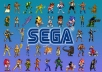 send a collection of 300+ Sega Genesis games for PC