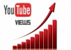 1000 REAL YOUTUBE VIEWS TO UNLIMITED VIDEOS OF YOUR CHOICE