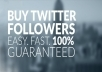 get you 30,000 Twitter Followers within 24 hours only
