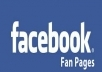give you 500 Real Facebook Fans very Fast