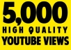 Boost your youtube video views