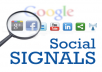 create 6000+ signals on High PR9 and Social Media sites